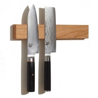M.O.C. Board Cherry Wood Magnetic Knife holder
