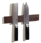 M.O.C. Board Wenge Wood Magnetic Knife Holder